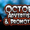 October Advertising and Promotions