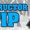 Instructor Tips – Cycle of Instruction