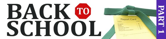 Back to School Campaign Part One