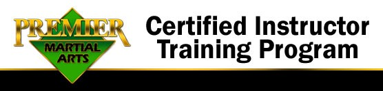 Certified Instructor Training Program