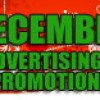December Advertising and Promotions
