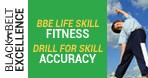 August | Month 14 | BBE Life Lesson: Fitness  |  Drill for Skill: Accuracy