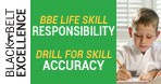 February | Month 2 | BBE Life Lesson: Responsibility  |  Drill for Skill: Accuracy