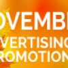 November 2015 Advertising and Promotions