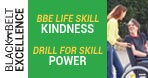 January | Month 1 | BBE Life Lesson: Kindness  |  Drill for Skill: Power
