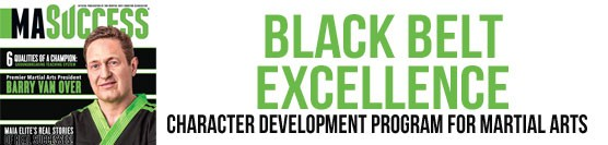 Black Belt Excellence Character Development Program