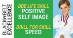 March | Month 4 | BBE Life Lesson: Positive Self Image  |  Drill for Skill: Speed